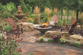 mulch and decorative stone services in michigan cba outdoors