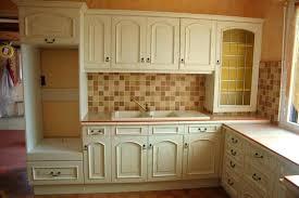 meubles cuisine bois massif meuble de cuisine bois massif
