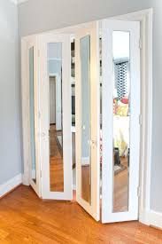 Master Bedroom Double Doors Wardrobe Outstanding Kids Bedroom With Mirrored Closet Furniture