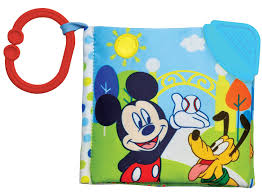 amazon mickey mouse soft book toys u0026 games