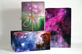 galaxy wrapping paper galaxy wrapping paper collection space wrapping paper