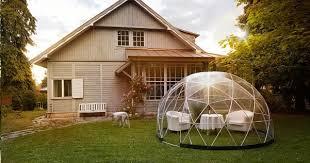 Design Your Own Backyard Create Your Own Backyard Haven With U0027garden Igloo U0027 Sia Magazine
