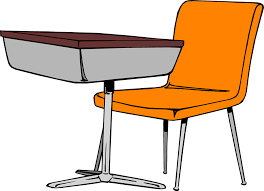 Free Desk Chair Student Sitting At Desk Clipart Free Download Clip Art Free