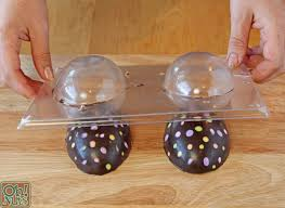 hollow chocolate egg mold brownie filled chocolate easter eggs oh nuts