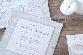 How To Make Wedding Invitations How To Make Beautiful Diy Rita Laser Cut Wedding Stationery