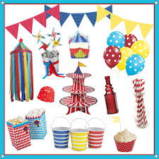 carnival party supplies carnival circus party theme via blossom