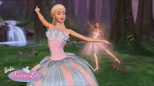 beauty ballet barbie swan lake