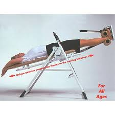 what is a traction table back a traction table for back pain