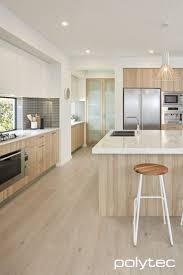 bring the outside in with this natural kitchen look www rehau com