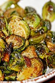 Balsamic Roast Beef In Oven Roasted Brussels Sprouts With Balsamic Vinegar U0026 Honey