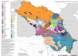 Russia Map U2022 Mapsof Net by Dienekes U0027 Anthropology Blog Languages Of The Caucasus Map