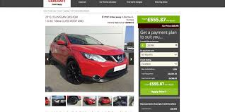 nissan finance used cars the best used car supermarkets carwow