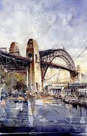 margaret preston sydney bridge c1932 detail art gallery of new