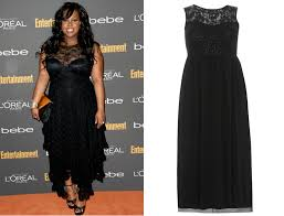 plus size style celebrity fashion just curvy