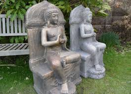 garden buddha statue uk home outdoor decoration