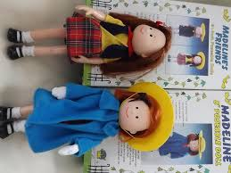madeline friend the classic doll