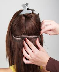 permanent hair extensions 9 0 hair extensions procedures cosmetology learning center