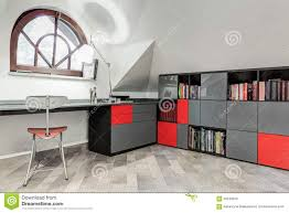 modern study room for teenager stock photo image 56346256