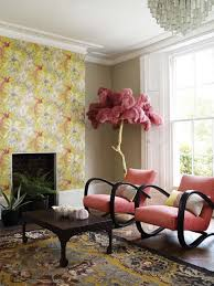beautiful wallpapers and modern interior decorating fabrics from