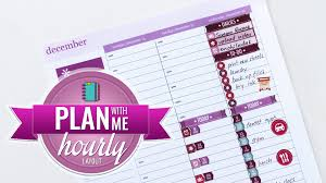 printable hourly planner 2016 recreating and testing the new erin condren hourly 2016 how to