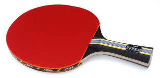 stiga pro carbon table tennis racket stiga titan table tennis racket review equipment junkie