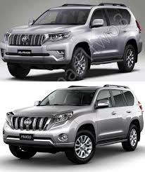 land cruiser toyota 2018 toyota land cruiser prado vs 2014 toyota land cruiser prado