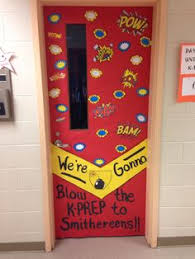 60 classroom door ideas super hero theme pinterest