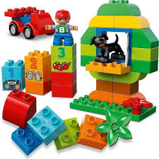 lego duplo my lego duplo all in one box of 10572