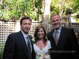 wedding minister backyard wedding minister officiants in southern california