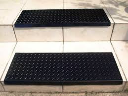 fixing outdoor stair treads
