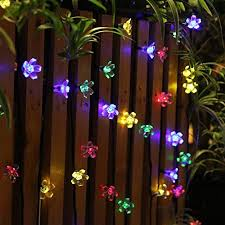 solar string lights outdoor string lights innoolight