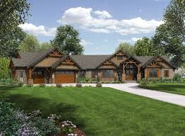 Ranch Floor Plans With Split Bedrooms Northwest House Plans One Story Home Deco Plans