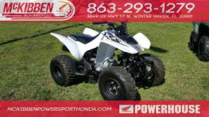 honda trx250x motorcycles for sale