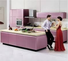 linkok furniture modular kitchen factory prices new lacquer high