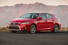 lexus ct200h sport report lexus considering hybrid crossover as ct 200h replacement