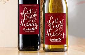 christmas wine christmas wine gifts etching expressions
