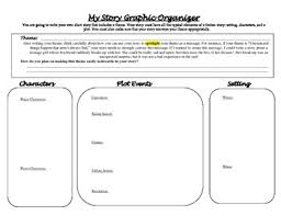 themes for my story my story graphic organizer with themes by writer s live twice tpt