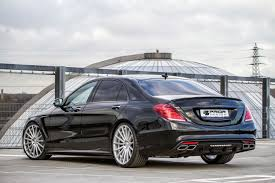mercedes s class w222 prior design releases styling kit for mercedes s class w222