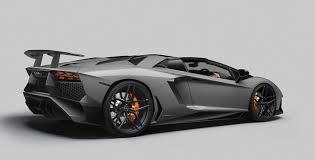 Black Lamborghini Aventador - lamborghini aventador sv brixton forged wheels