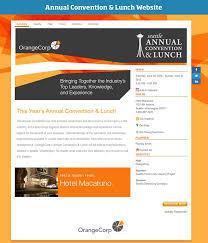 sample event websites cvent