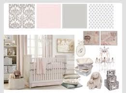 Pink And Grey Nursery Decor Baby Nursery Ideas Pink Grey And White Theme Kes