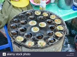 ma cuisine fr mont ma yar food snacks in yangon myanmar stock photo