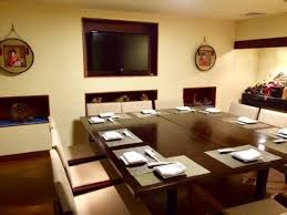 tatami room traditional japanese dining set up picture of