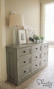 Painted Bedroom Furniture Ideas by Best 25 Gray Painted Dressers Ideas On Pinterest Grey Upstairs
