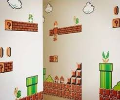 Super Mario Bedroom Decor 46 Best Boys U0027 Mario Themed Bedroom Images On Pinterest Kids