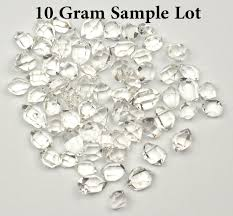 7mm diamond herkimer diamond quartz crystals wholesale 5mm 7mm aa grade