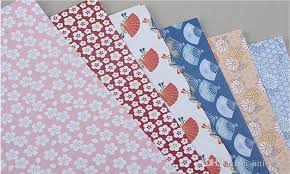 easter wrapping paper new easter valentines day gift packaging paper creative colorful