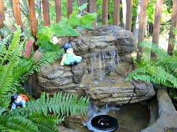 Pictures Of Backyard Waterfalls by Small Patio Pond Backyard Waterfall Kits U0026 Water Features
