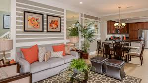 The Floor Plan Of A New Building Is Shown by Montclair New Townhomes In Miramar Fl 33025 Calatlantic Homes