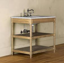 Wood Bathroom Vanity by Beautiful Weathered Wood Bathroom Vanity And Weathered Wood